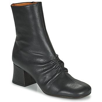 kengät Naiset Nilkkurit Chie Mihara MERU Musta / Ruskea