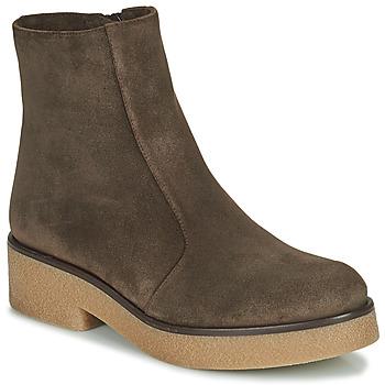 kengät Naiset Bootsit Chie Mihara YETI Musta