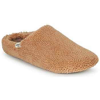 kengät Naiset Tossut Victoria NORTE BORREGUITO Beige