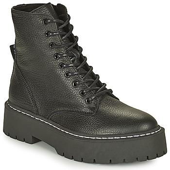 kengät Naiset Bootsit Steve Madden SKYLAR Musta