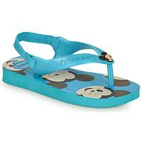 kengät Pojat Varvassandaalit Havaianas BABY DISNEY CLASSICS II Sininen