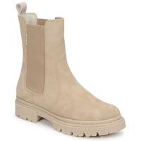 kengät Naiset Bootsit Bullboxer 610507E6CAALMD Beige