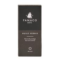 Asusteet / tarvikkeet Hoitotuotteet Famaco FLACON HUILE VERNIS 100 ML FAMACO NOIR Musta