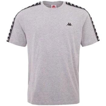 vaatteet Miehet Lyhythihainen t-paita Kappa Ilyas T-Shirt Grise