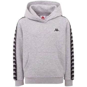 vaatteet Miehet Ulkoilutakki Kappa Igon Sweatshirt Grise