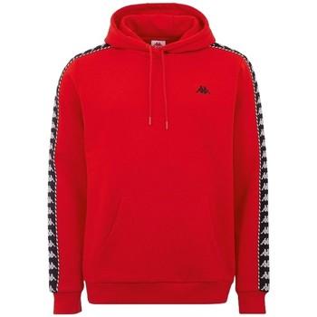 vaatteet Miehet Ulkoilutakki Kappa Igon Sweatshirt Rouge