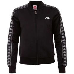 vaatteet Naiset Ulkoilutakki Kappa Imilia Training Jacket Noir