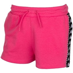 vaatteet Naiset Shortsit / Bermuda-shortsit Kappa Irisha Shorts Rose