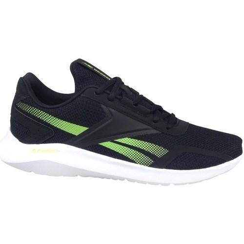 kengät Miehet Matalavartiset tennarit Reebok Sport Energylux 20 Mustat, Vihreät