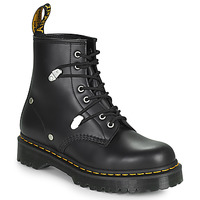 kengät Naiset Bootsit Dr Martens 1460 BEX STUD Musta
