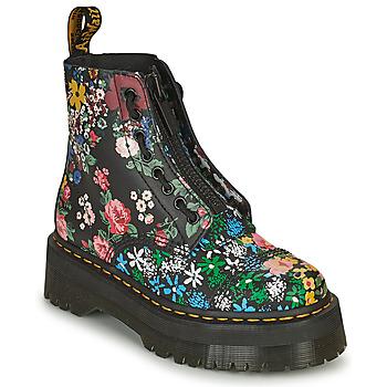 kengät Naiset Bootsit Dr Martens SINCLAIR Musta / Monivärinen
