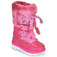 kengät Tytöt Talvisaappaat Agatha Ruiz de la Prada APRESKI Vaaleanpunainen