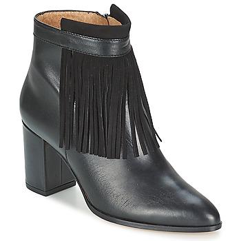 kengät Naiset Nilkkurit Fericelli JOVELIO Black