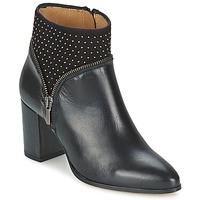 kengät Naiset Nilkkurit Fericelli ANTILLO Musta