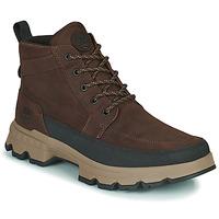 kengät Miehet Bootsit Timberland TBL ORIG ULTRA WP CHUKKA Ruskea
