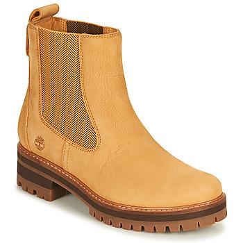 kengät Naiset Bootsit Timberland COURMAYEUR VALLEY CHELSEA Maissi