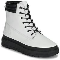kengät Naiset Bootsit Timberland RAY CITY 6 IN BOOT WP Valkoinen