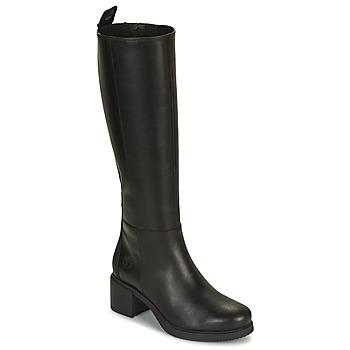kengät Naiset Saappaat Timberland DALSTON VIBE TALL BOOT Musta