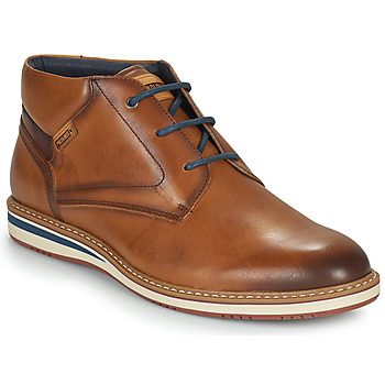 kengät Miehet Bootsit Pikolinos AVILA Ruskea