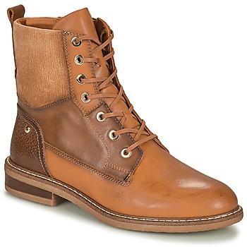 kengät Naiset Bootsit Pikolinos ALDAYA Ruskea