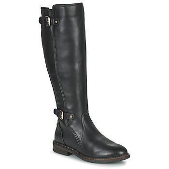 kengät Naiset Saappaat Pikolinos ALDAYA Musta