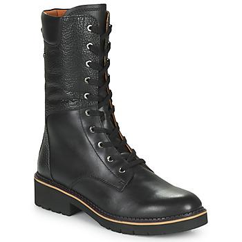 kengät Naiset Bootsit Pikolinos VICAR Musta