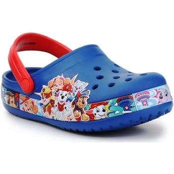 kengät Pojat Sandaalit ja avokkaat Crocs FL Paw Patrol Band Clog 205509-4GX red, navy