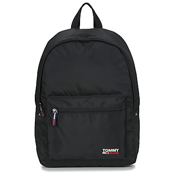 laukut Reput Tommy Jeans TJW CAMPUS BACKPACK Musta