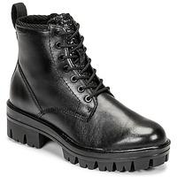 kengät Naiset Bootsit Tamaris HOULI Musta