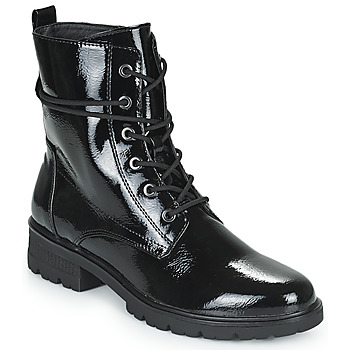 kengät Naiset Nilkkurit Tamaris LOUNI Musta