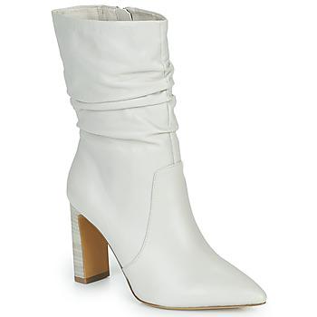 kengät Naiset Saappaat Tamaris BRESSA Beige