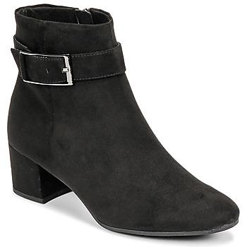 kengät Naiset Nilkkurit Tamaris LASTIN Musta