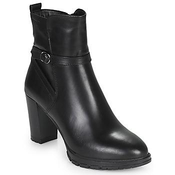 kengät Naiset Nilkkurit Tamaris TETAS Musta