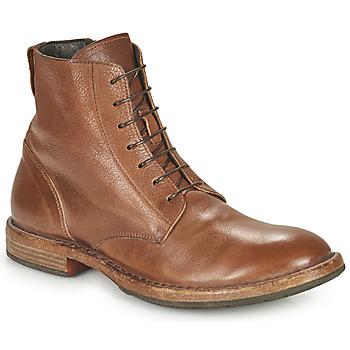 kengät Miehet Bootsit Moma MINSK Ruskea