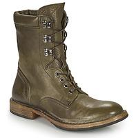 kengät Naiset Bootsit Moma MINSK Khaki