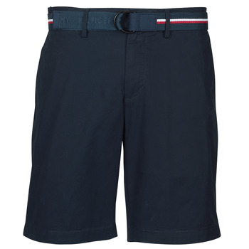 vaatteet Miehet Shortsit / Bermuda-shortsit Tommy Hilfiger BROOKLYN LIGHT TWILL Laivastonsininen