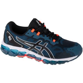 kengät Lapset Juoksukengät / Trail-kengät Asics Gel-Quantum 360 6 GS Bleu