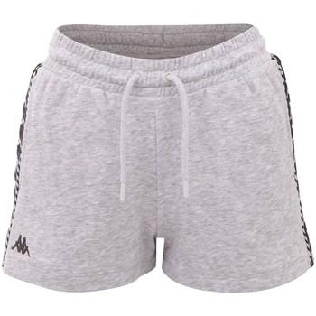 vaatteet Naiset Shortsit / Bermuda-shortsit Kappa Irisha Shorts Grise
