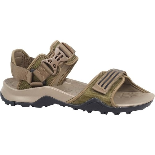 kengät Miehet Sandaalit ja avokkaat adidas Originals Terrex Cyprex Ultra II Dlx Sandals Oliivinväriset