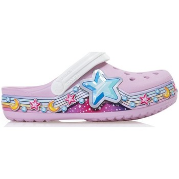 kengät Lapset Sandaalit ja avokkaat Crocs Fun Lab Vaaleanpunaiset