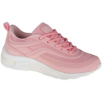 kengät Naiset Matalavartiset tennarit Kappa Squince Vaaleanpunaiset