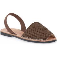 kengät Naiset Sandaalit ja avokkaat Rio Menorca RIA MENORCA CACAO 3054 Giallo