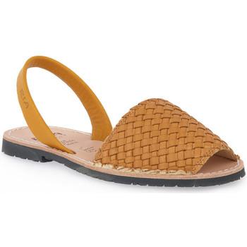 kengät Naiset Sandaalit ja avokkaat Rio Menorca RIA MENORCA MUSTARD 3039 Arancione