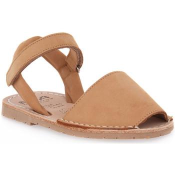 kengät Tytöt Sandaalit ja avokkaat Rio Menorca RIA MENORCA CUERO NABOUK Marrone