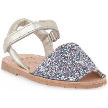 kengät Tytöt Sandaalit ja avokkaat Rio Menorca RIA MENORCA  C39 GLITTER Grigio