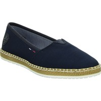 kengät Naiset Espadrillot Rieker M227814 Tummansininen
