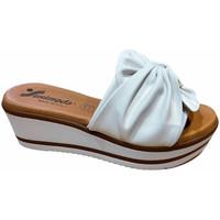 kengät Naiset Sandaalit Susimoda SUSI1909bia bianco