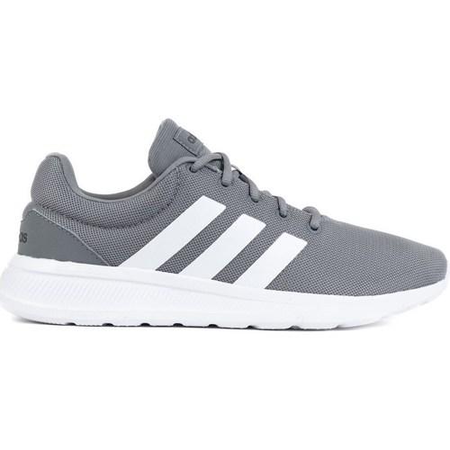 kengät Miehet Juoksukengät / Trail-kengät adidas Originals Lite Racer Cln 20 Valkoiset, Harmaat