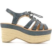 kengät Naiset Sandaalit ja avokkaat Police 883 V70 Sininen