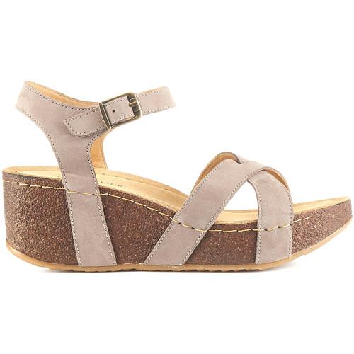 kengät Naiset Sandaalit ja avokkaat Lumberjack SW63106 001 D01 Beige